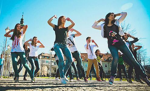 Danse, Modern Jazz, CLO, Orvault, Culture, Loisirs, activités proposées, association