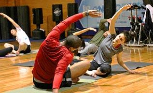 Gym stretching, gymnastique, CLO, Culture, Loisirs, Orvault, fédération d'associations