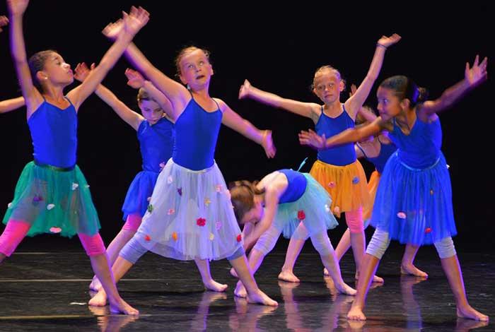 Modern jazz, enfants, CLO, culture, loisirs, Orvault, activité, association