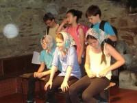 Theatre enfants, compagnie Paq'la lune, CLO, Culture, loisirs, Orvault, activiés, association