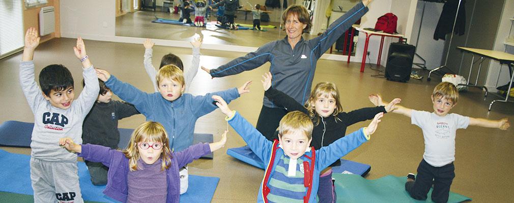 Eveil corporel, activit? enfants, culture, loisirs, orvault, 2, 3 ans et 4, 5 ans